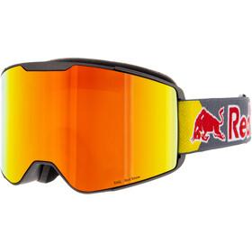 Red Bull SPECT Rail Goggles, naranja/rojo